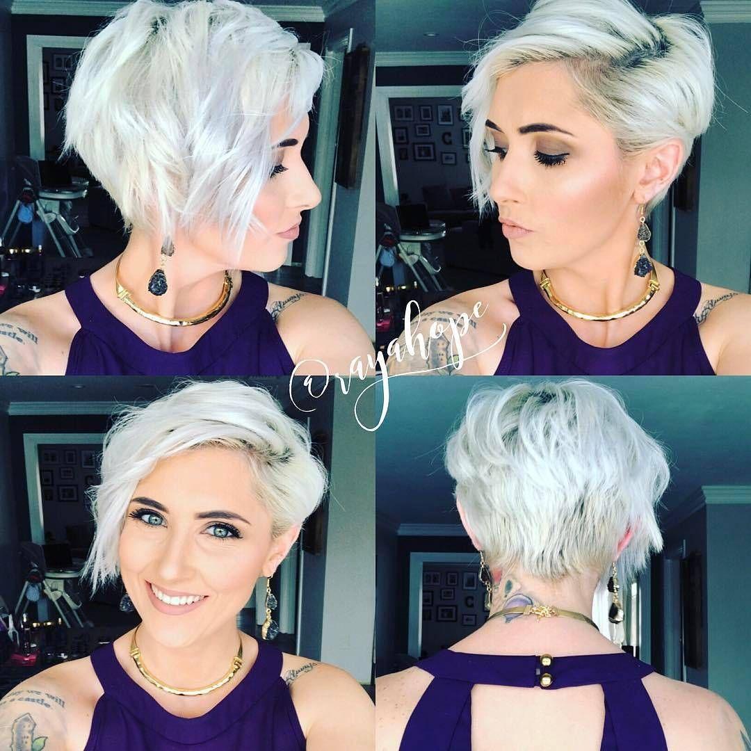 40 Best Short Hairstyles For Fine Hair Women Short Hair