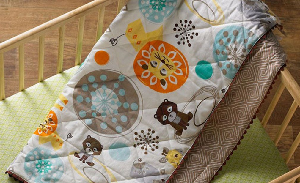 Elegant Baby Comforter Patterns
