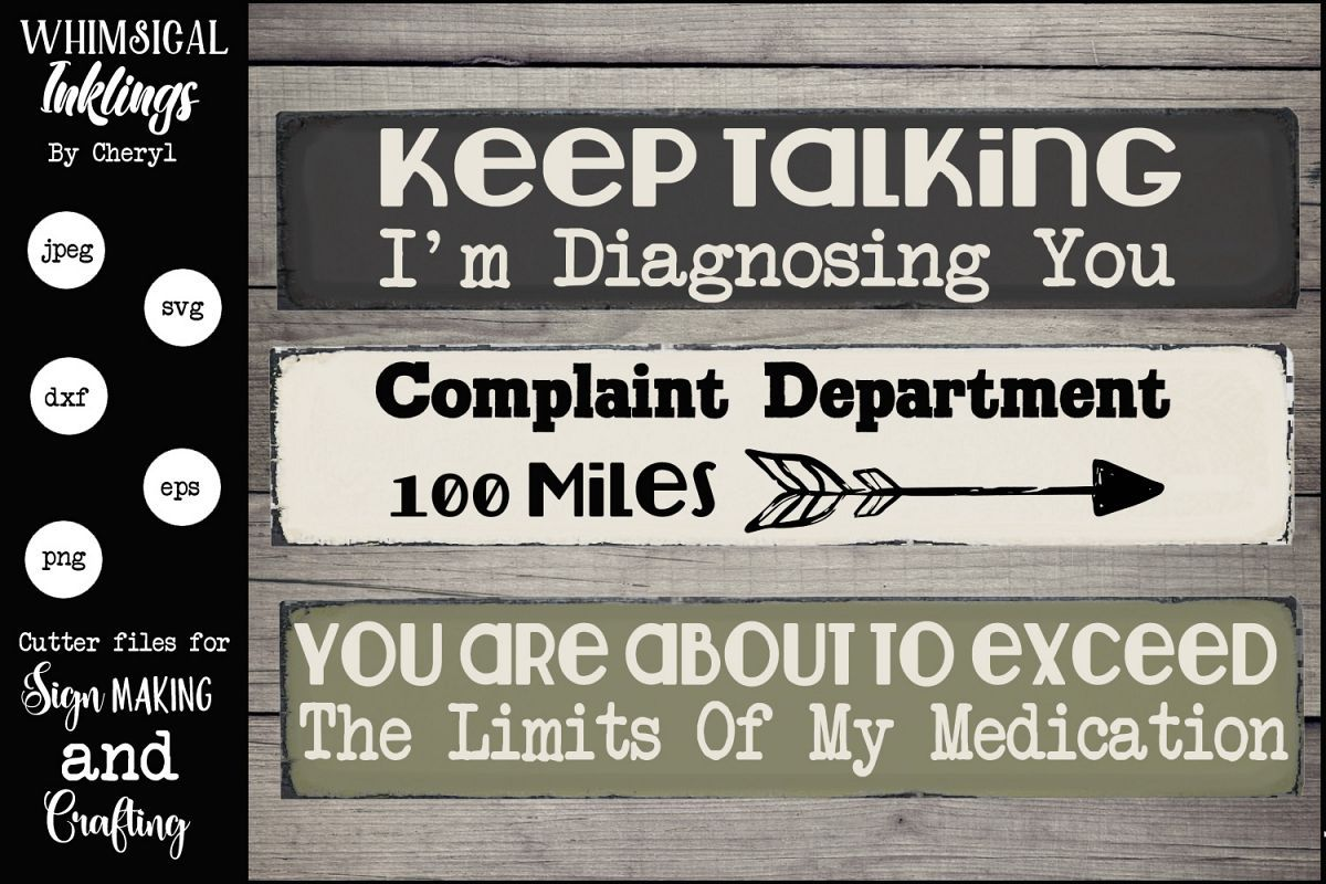 Keep Talking SVG Set Keep talking, Fun signs, School design