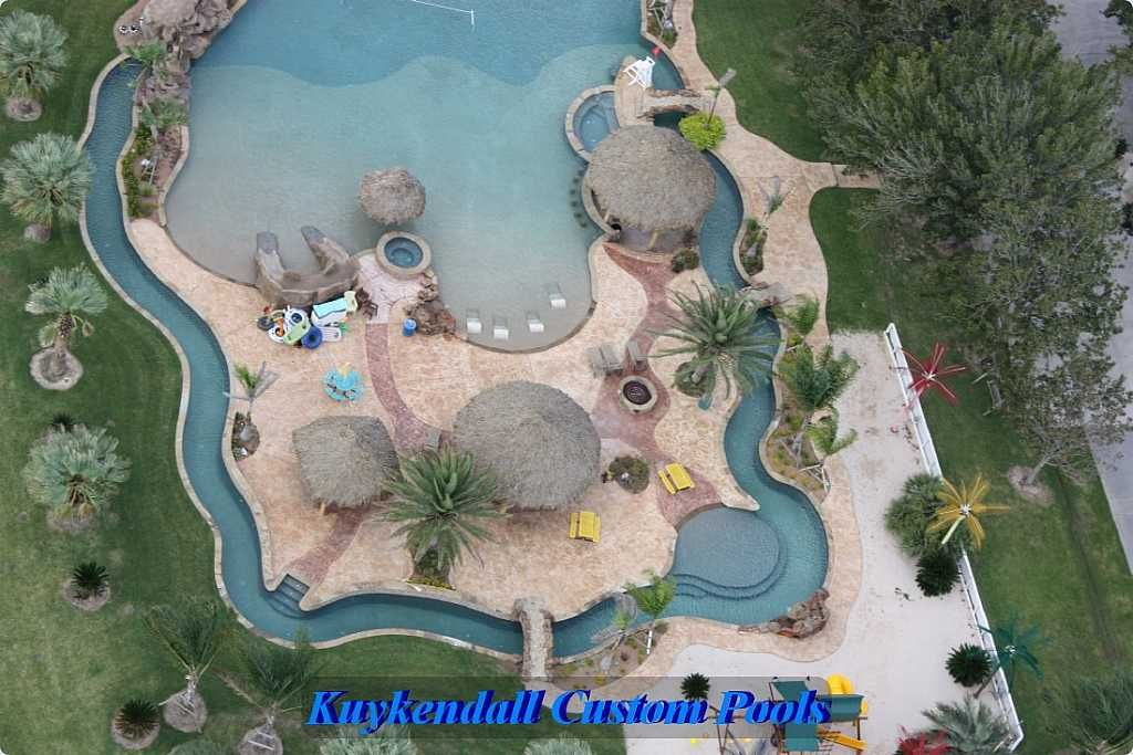 residential lazy river pool designs backyard pool with a lazy river and a sun deck this. Interior Design Ideas. Home Design Ideas