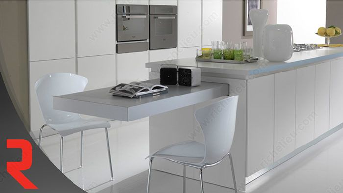 Simple Elegant Find the largest offer in Work Surface Extension like DELO Pull Out Table Mechanism at Richelieu the one stop shop for woodworking industry Style - Elegant pull out dining table Fresh
