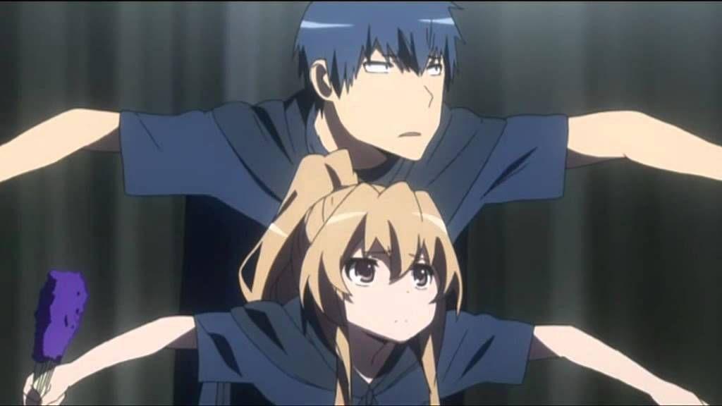 taiga and ryuuji funny
