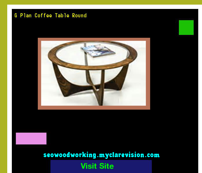 G Plan Coffee Tables