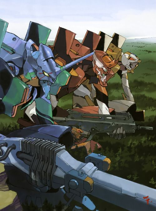 Robot evangelion nge MECHA Shinji Ikari mech rebuild NERV ayanami rei Neon Genesis Unit 01 unit 02 Unit 00 Asuka Langely biomech