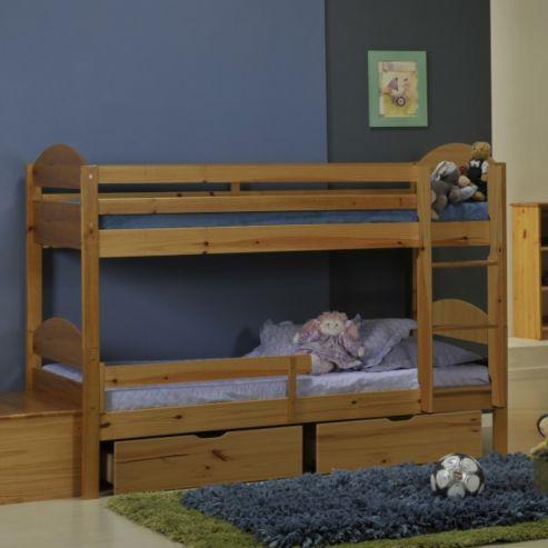 Simple Elegant Verona Maximus Bunk Bed Antique TESCO bargain Plan - Review single bunk bed