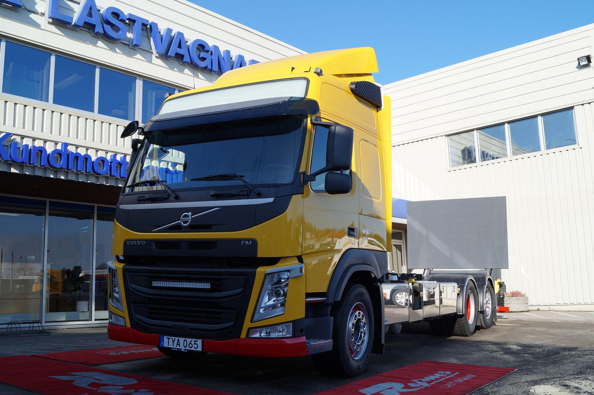 Alfredsson transport AB