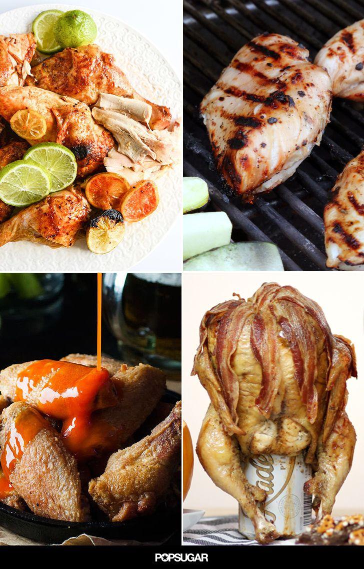 Beer + Chicken = The Best Tasting Meat Ever