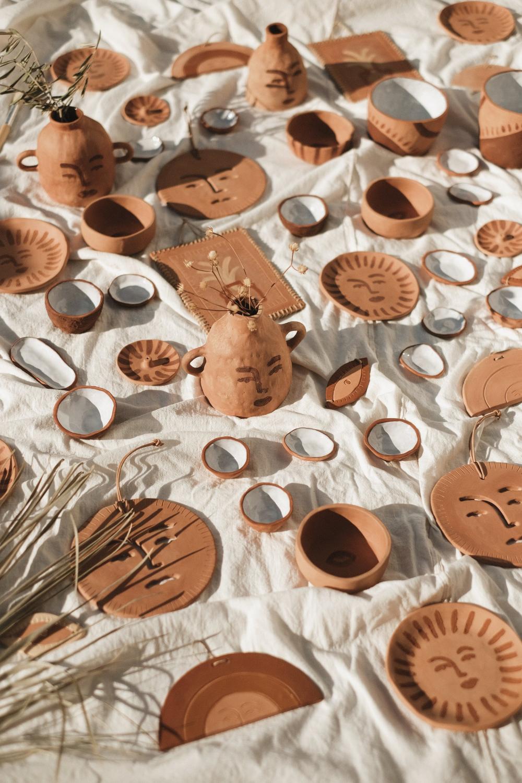 Linda Pappa Diy Clay Crafts Handmade Ceramics Clay Ceramics