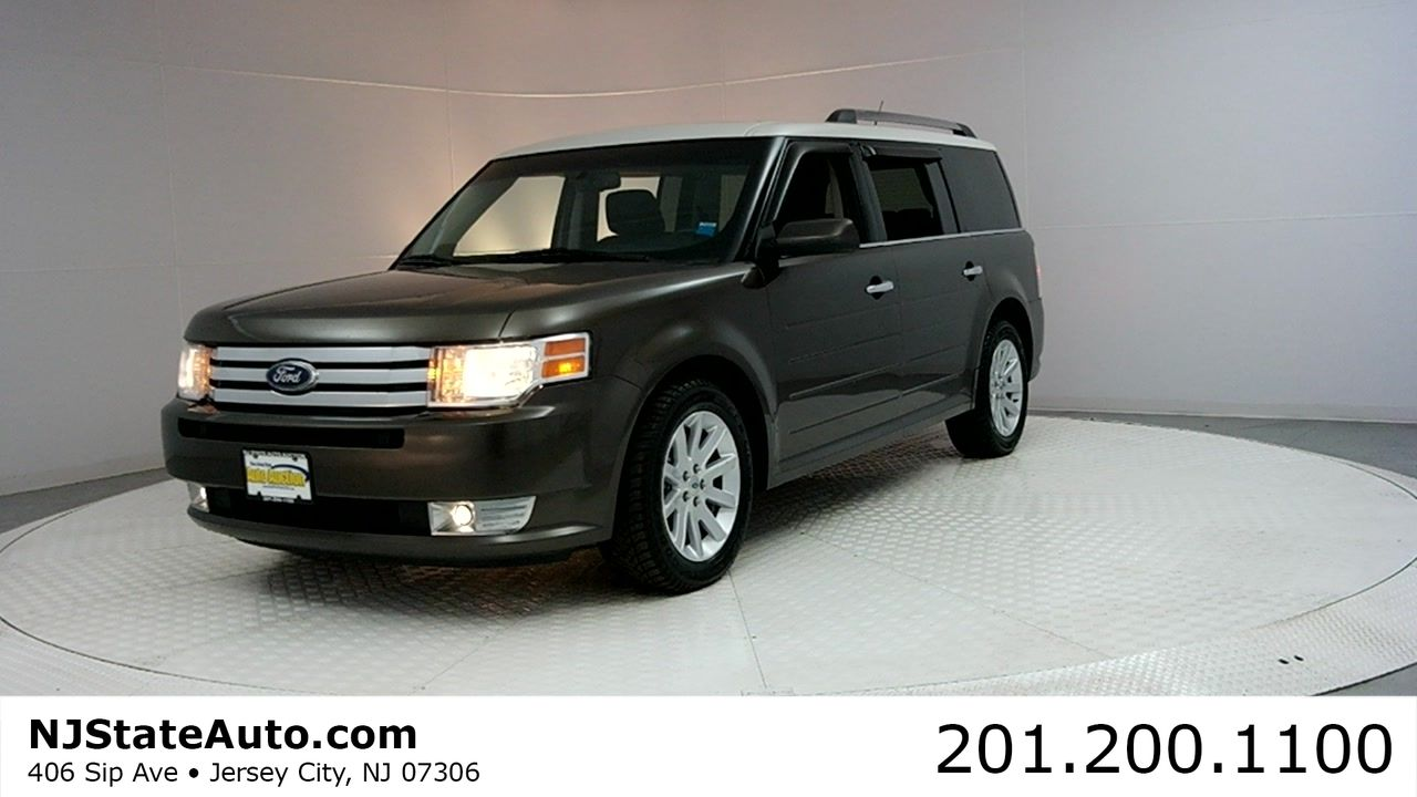 New Jersey State Auto Auction Sales Department Ford Flex Find