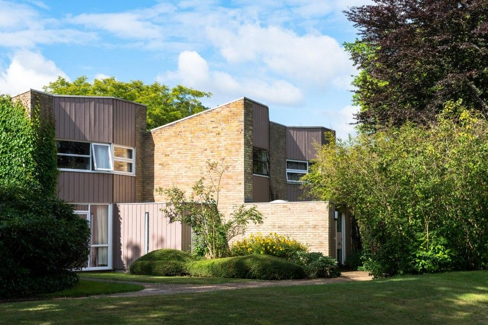 Lambardes New Ash Green Kent The Modern House United Kingdom