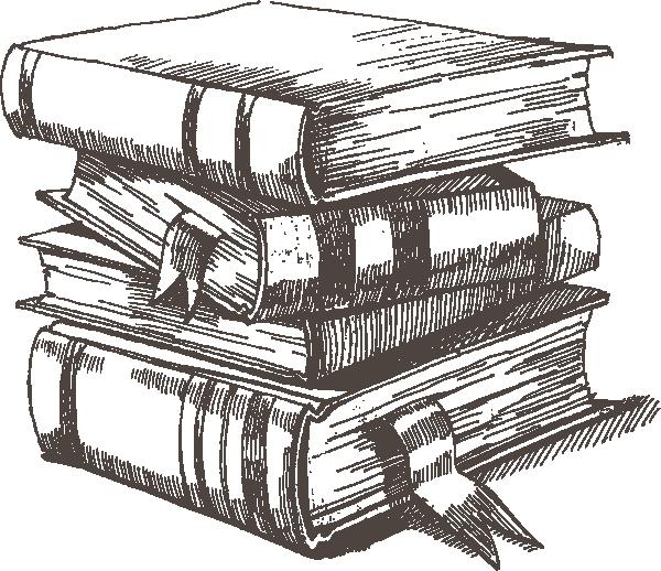 bookstack | Art drawings, Pencil art drawings, Book drawing