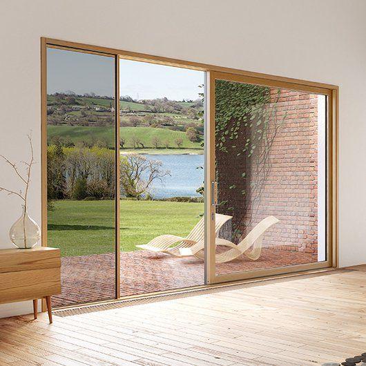 Doors \u2013 Integrated Sliding Doors / Centor & Palma Apartment / Pedra Silva Architects   Doors Garage laundry ...