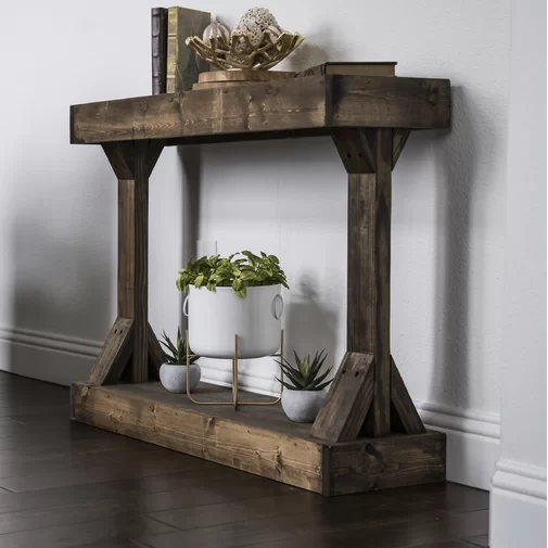 online retailer 74c57 17f59 Dexter Console Table | Console table in 2019 | Small console ...