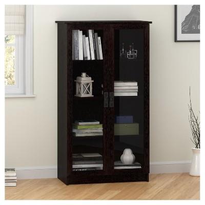 Fresh Ameriwood Storage Cabinet Black forest