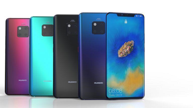 سعر ومواصفات هواوي ميت 20 برو في السعودية ومصر عيوب Huawei Mate 20pro Software Update Huawei Mate Huawei