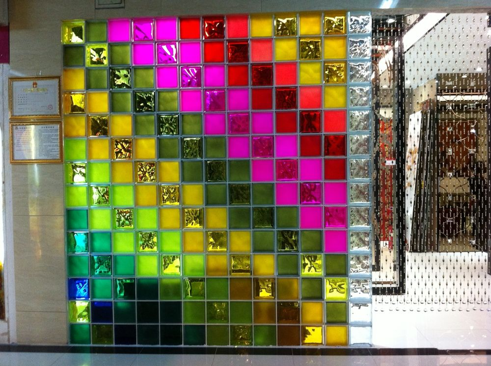 Glass Brick Decorative Blocks, Decorative Glass Blocks