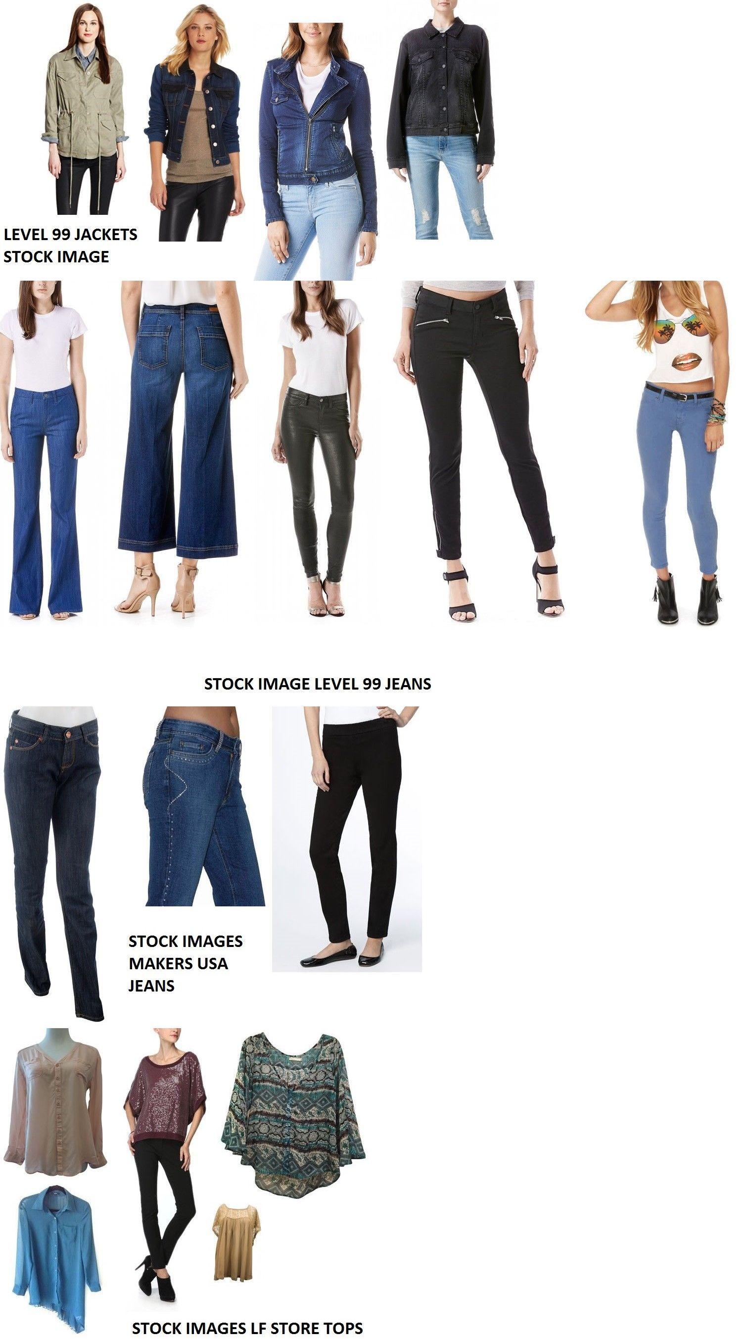 Wholesale Designer Clothing Lots   Mixed Lots 45057 3000 New Wholesale Lot Resale Womens Designer