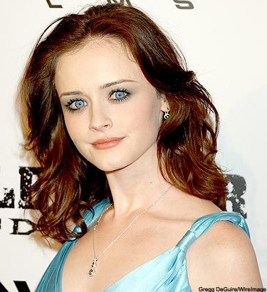 Alexis Bledel For Anastasia Steel Fifty Shades Of Grey Movie
