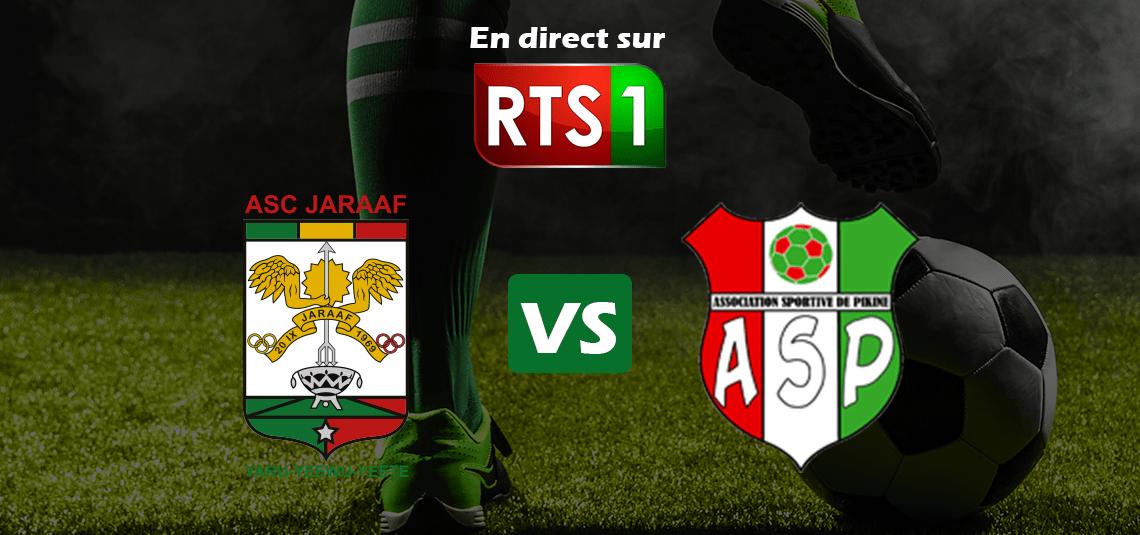 2ème journée Ligue 1 JaraafPikine sera sera diffusé en