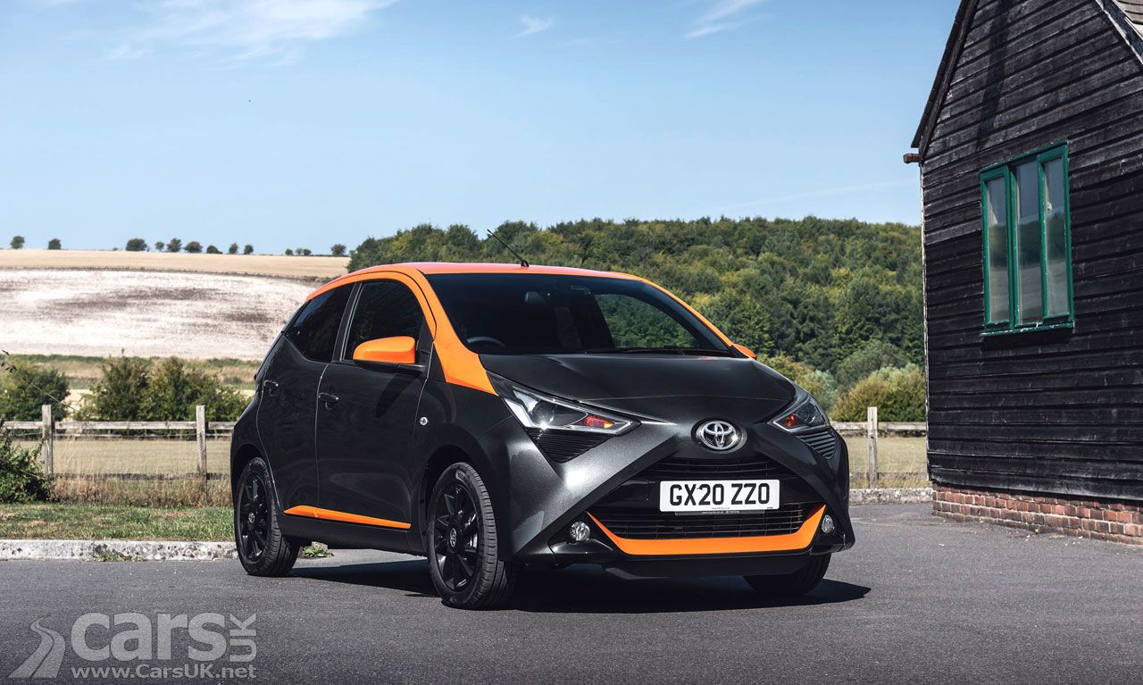 Toyota Aygo Jbl Edition Adds Big Sound To The Aygo Cars Uk In 2020 Toyota Aygo Toyota Cars Uk