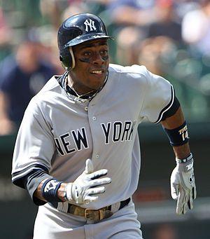 Curtis Granderson Curtis Granderson New York Mets New York Yankees