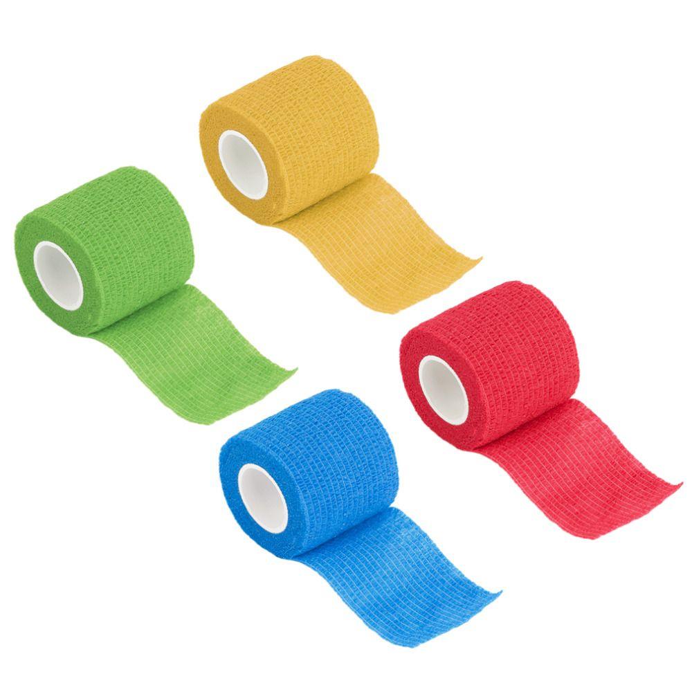 SelfAdhering Bandage Wraps Elastic Adhesive First Aid