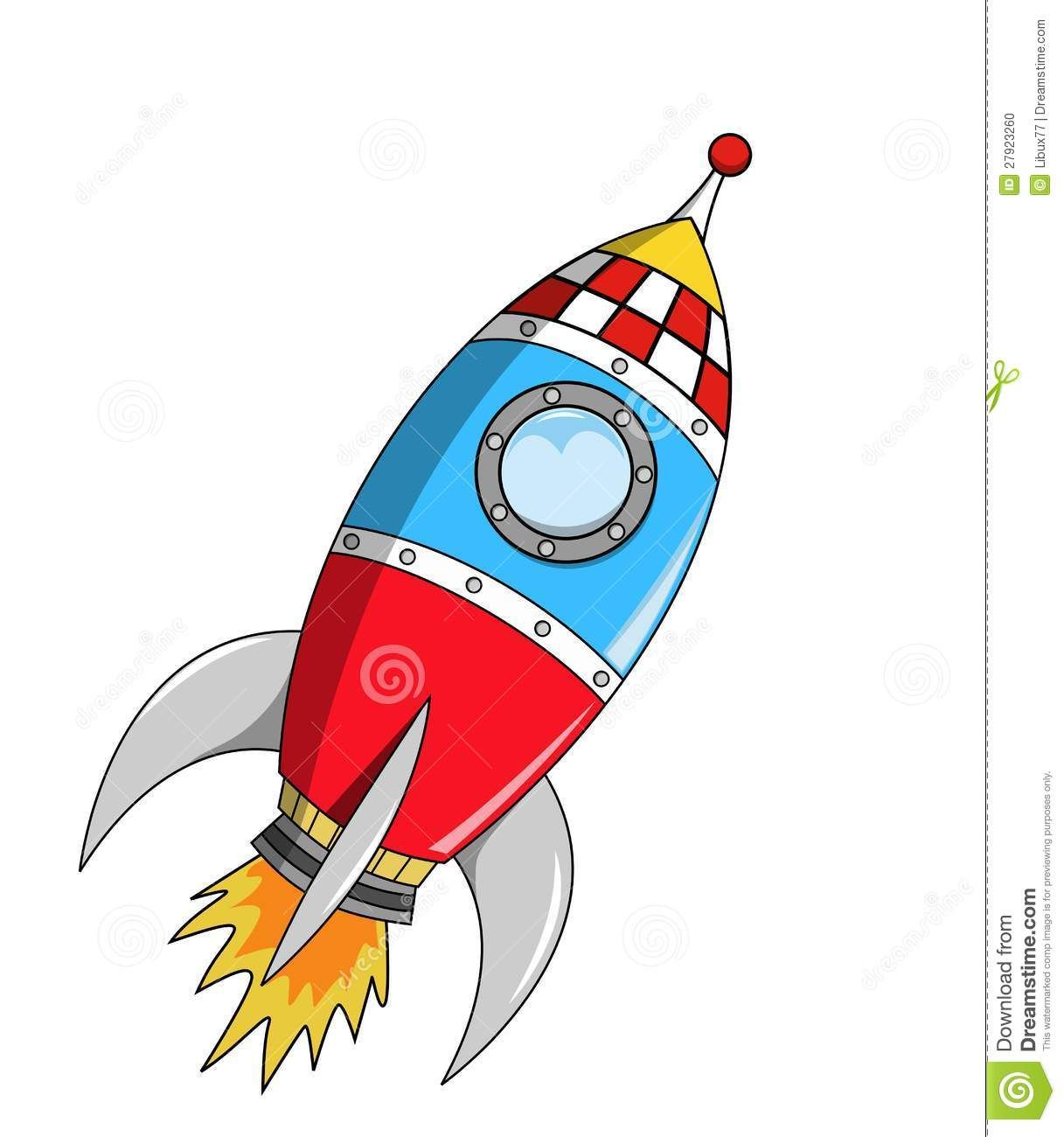 Cartoon Space Rocket Mission Download From Over 42 Million High