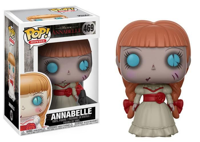 469 Horror Movie Annabelle Funko POP !!! NEW