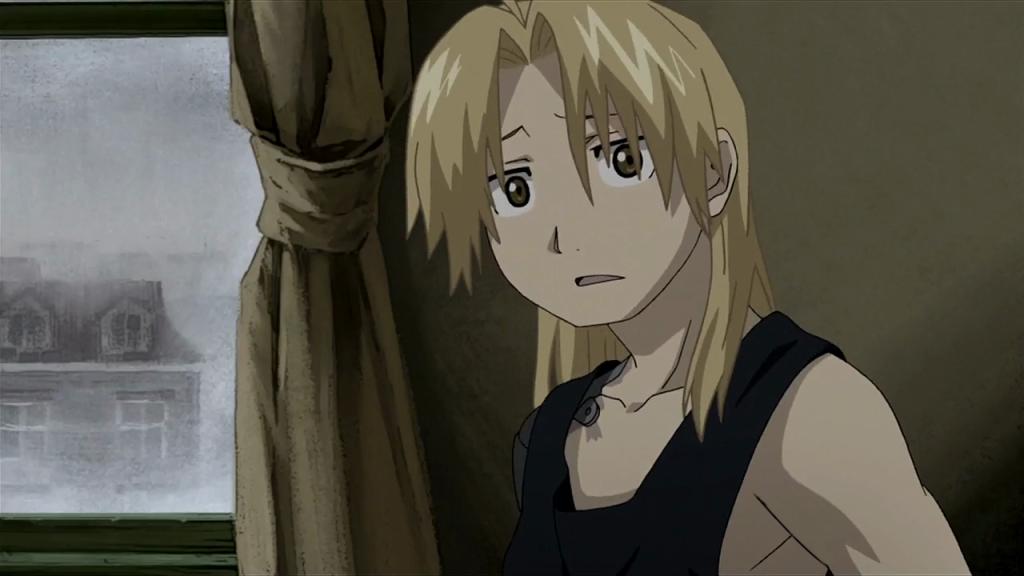 Edward Elric Brotherhood Screenshots