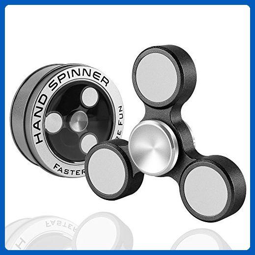 VICIVIYA Fid Spinner EDC Tri spinner Metal Finger Hand Spinners