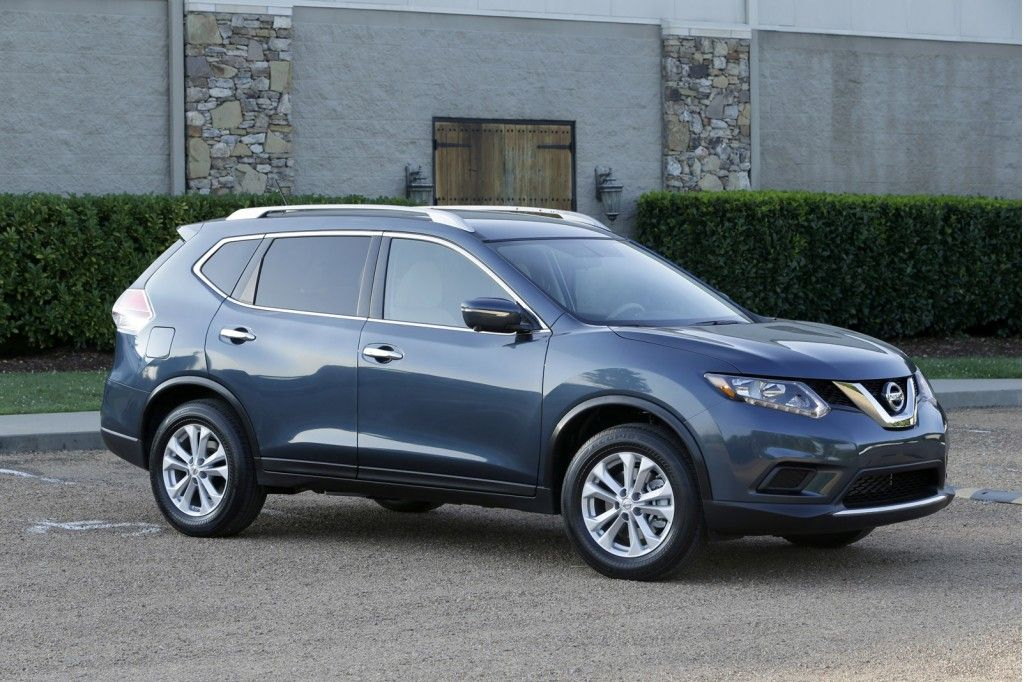 2014 Nissan Rogue Revealed Priced From $23 350 Video