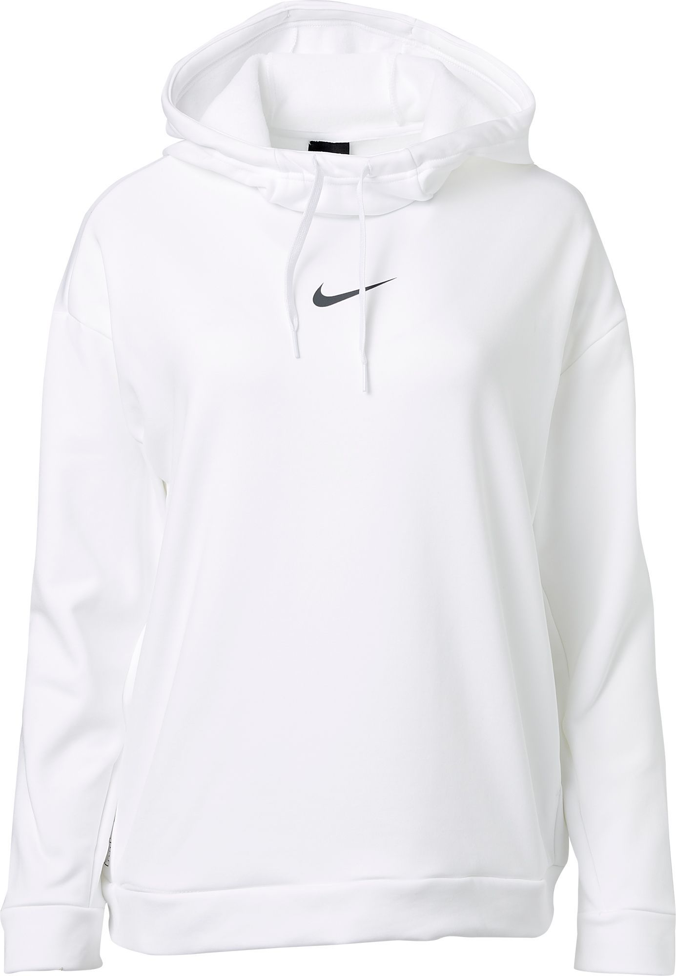 Nike Women\u0027s Therma Training Hoodie, White