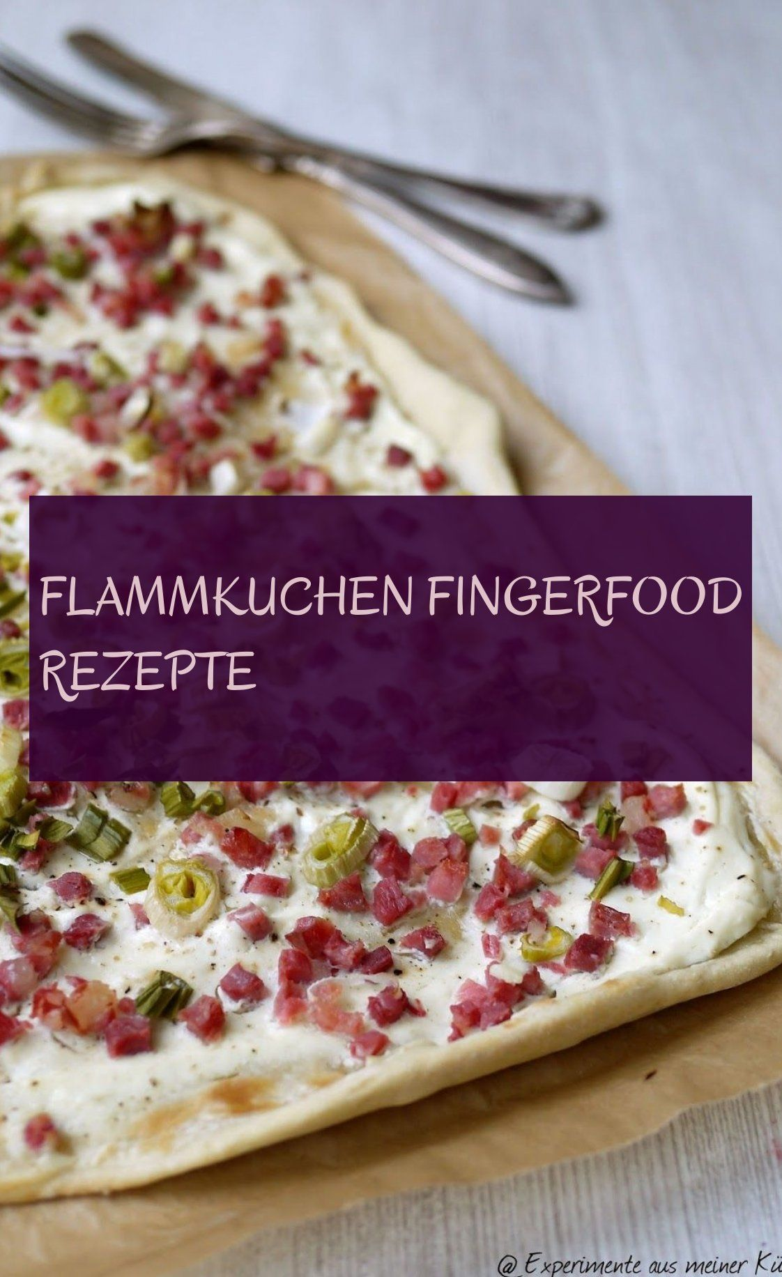 flammkuchen fingerfood rezepte * 09.20.2019