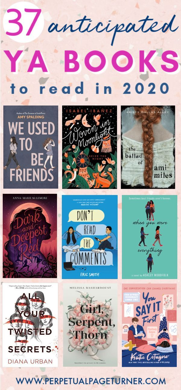 37 New YA Releases To Pick Up In 2020 A Young Adult Reading List is part of Young adult reading, Books young adult, Ya books, Best books to read, Books to read, Books for teens - In search of a new book to read  This list of 37 anticipated YA books for 2020 will help you find the perfect read this year!