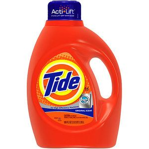 Household Essentials Tide Laundry Detergent Laundry Detergent