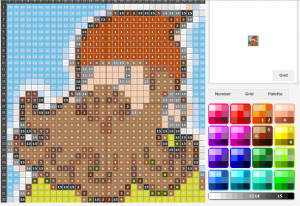 Animal Crossing New Leaf Picture To Pattern Converter Animal