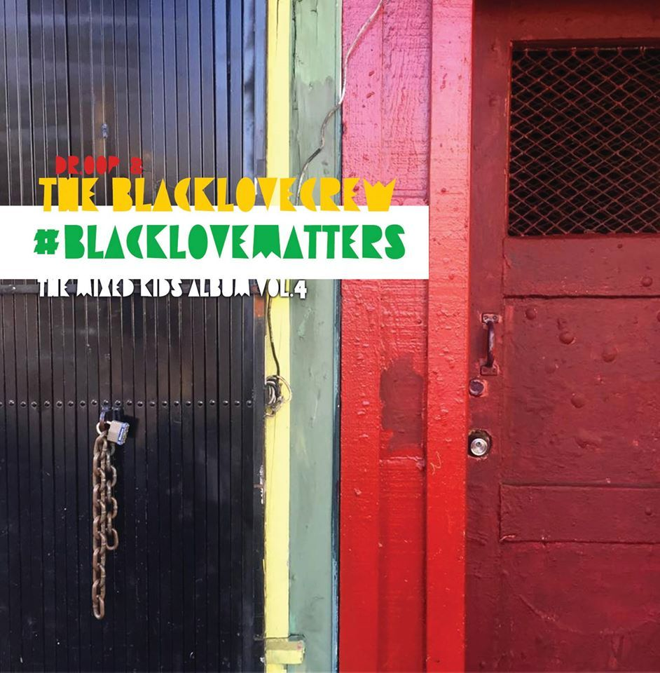 dr.Oop and The Black Love Crew Shows Us Why #BLACKLOVEMATTERS - https://www.thewordisbond.com/dr-oop-and-the-black-love-crew-shows-us-why-blacklovematters/