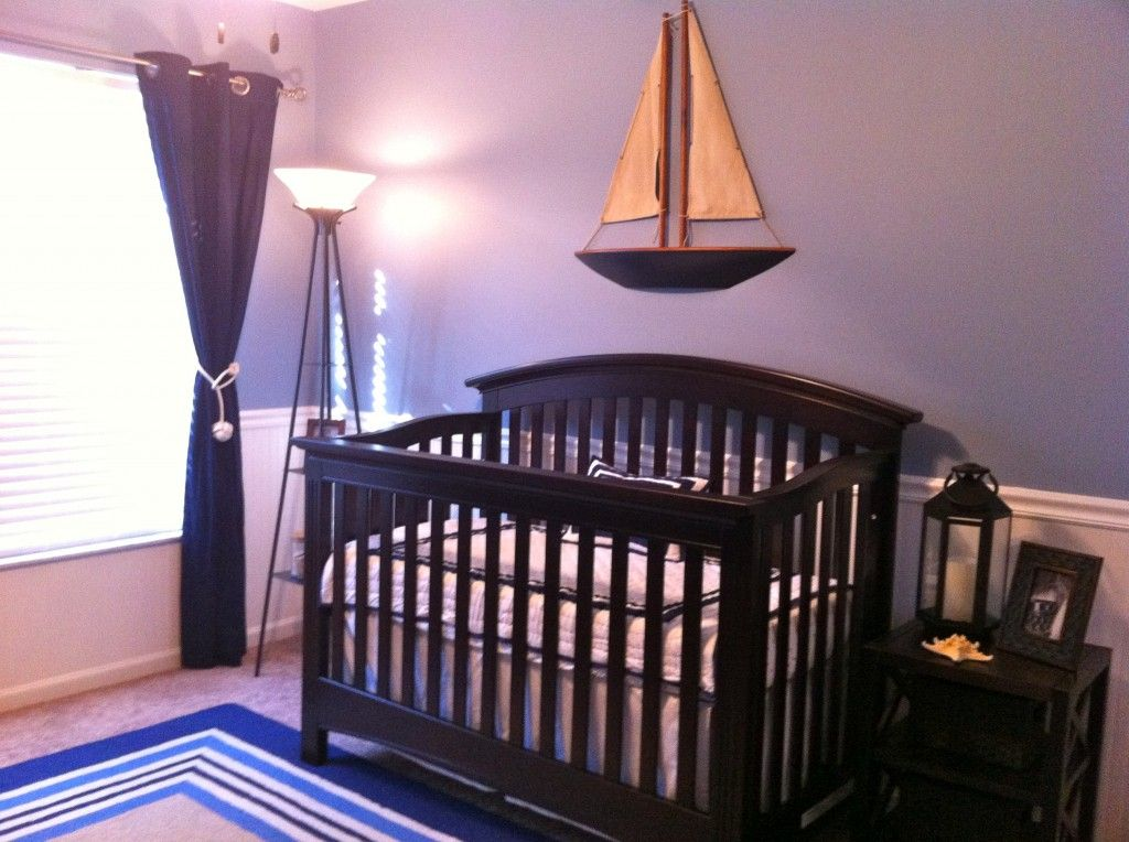 Nautical Nursery For Baby James Kid S Decor Pinterest Nautical