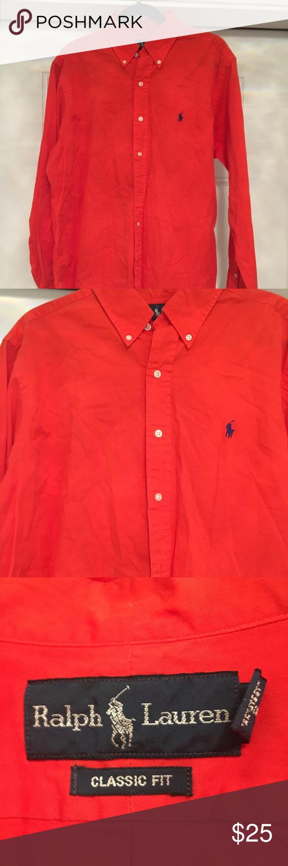 Ralph Lauren Mens Dress Shirt Must Have Ralph Lauren Mens Dress
