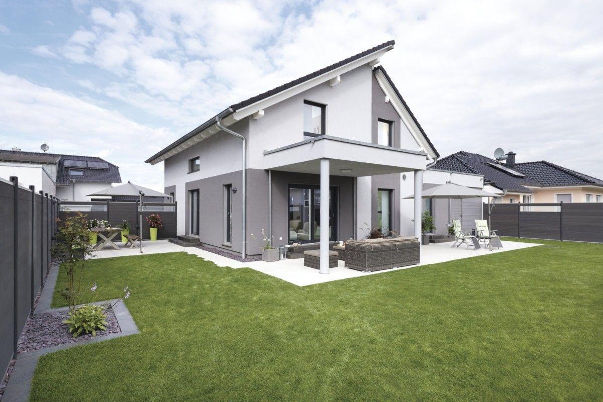 Fertighaus Pultdach pultdach-haus mit galerie - einfamilienhaus generation 5.5 weberhaus