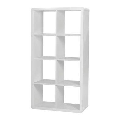 Phoenix Group Prana 150cm Bookcase Bookcase Cube Bookcase