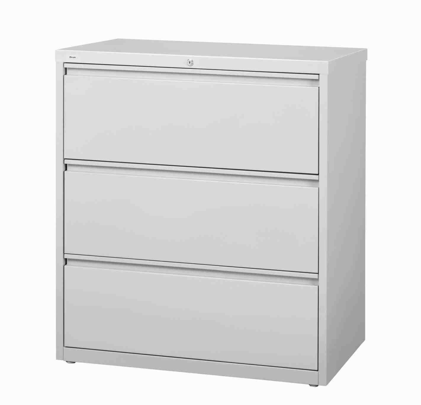 Inspirational White Lateral File Cabinet