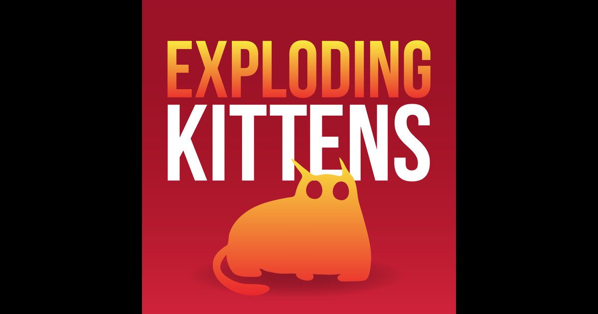 Exploding Kittens® - The Official Game on the App Store | A