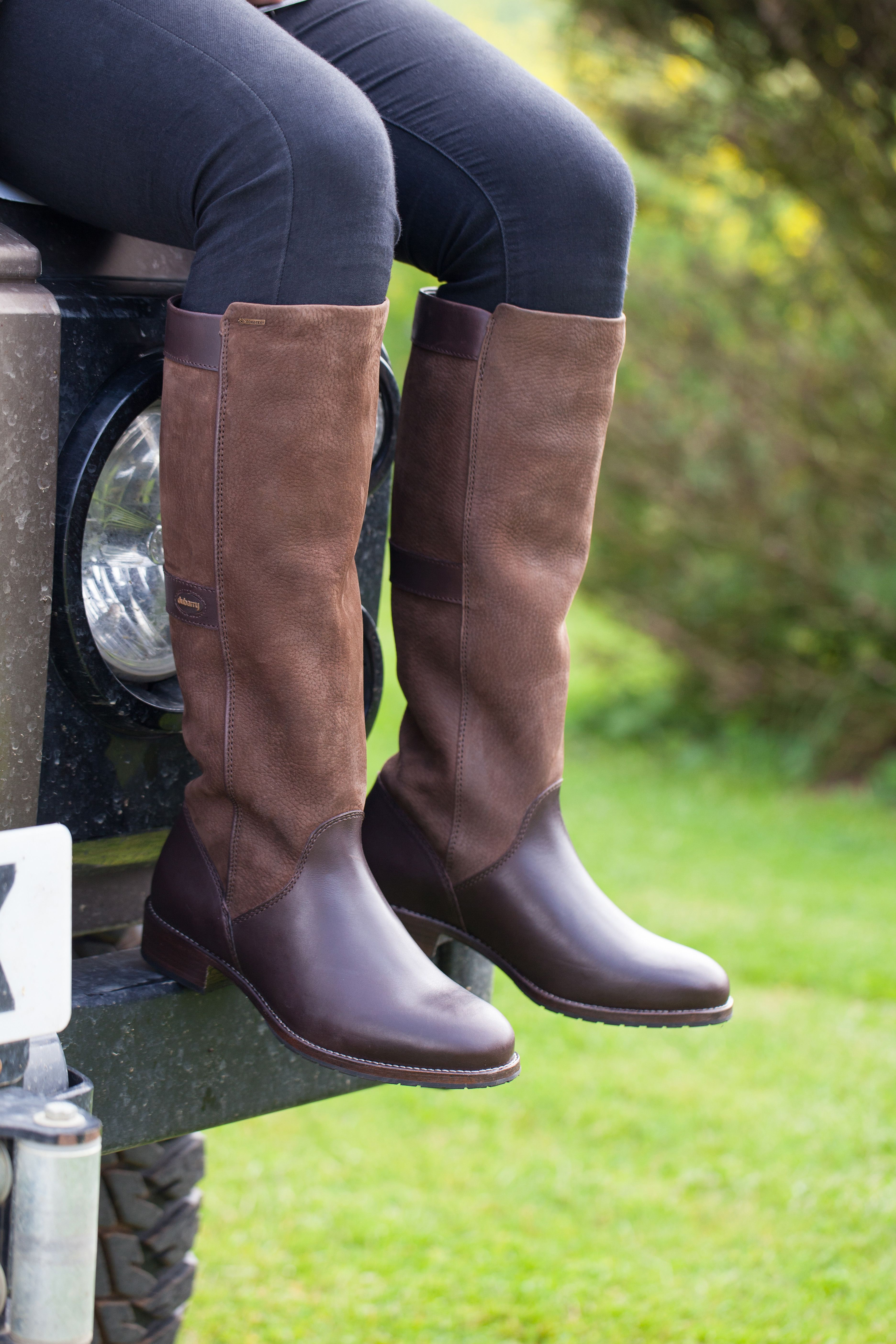 fdfbfc69ee59f The New Dubarry Fermoy Boots in Mahogany | outdoors style in 2019 ...