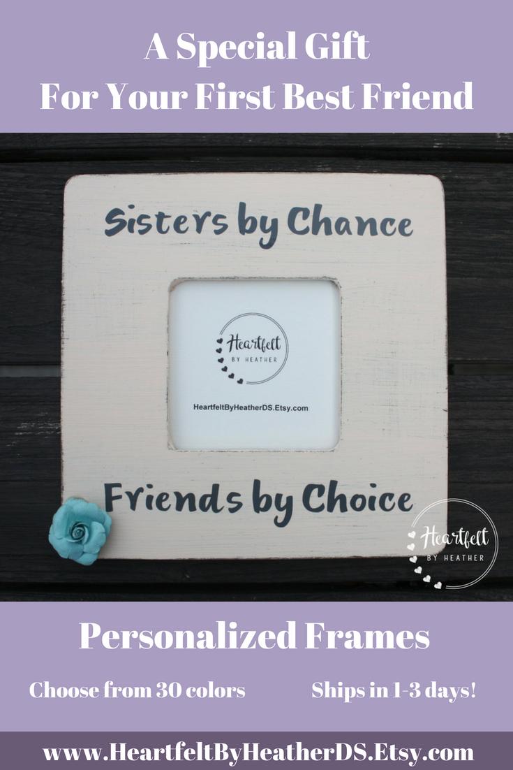Gift For Sister Best Friend Gift Bride Gift From Sister Sister