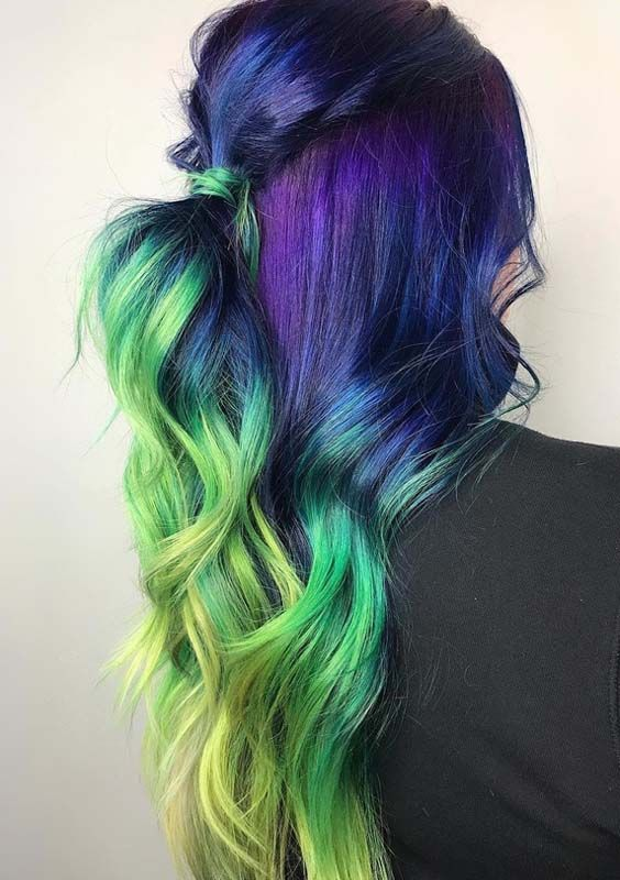 favorite ideas of hair color shades