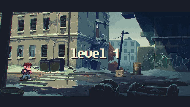 Pixel project on Behance