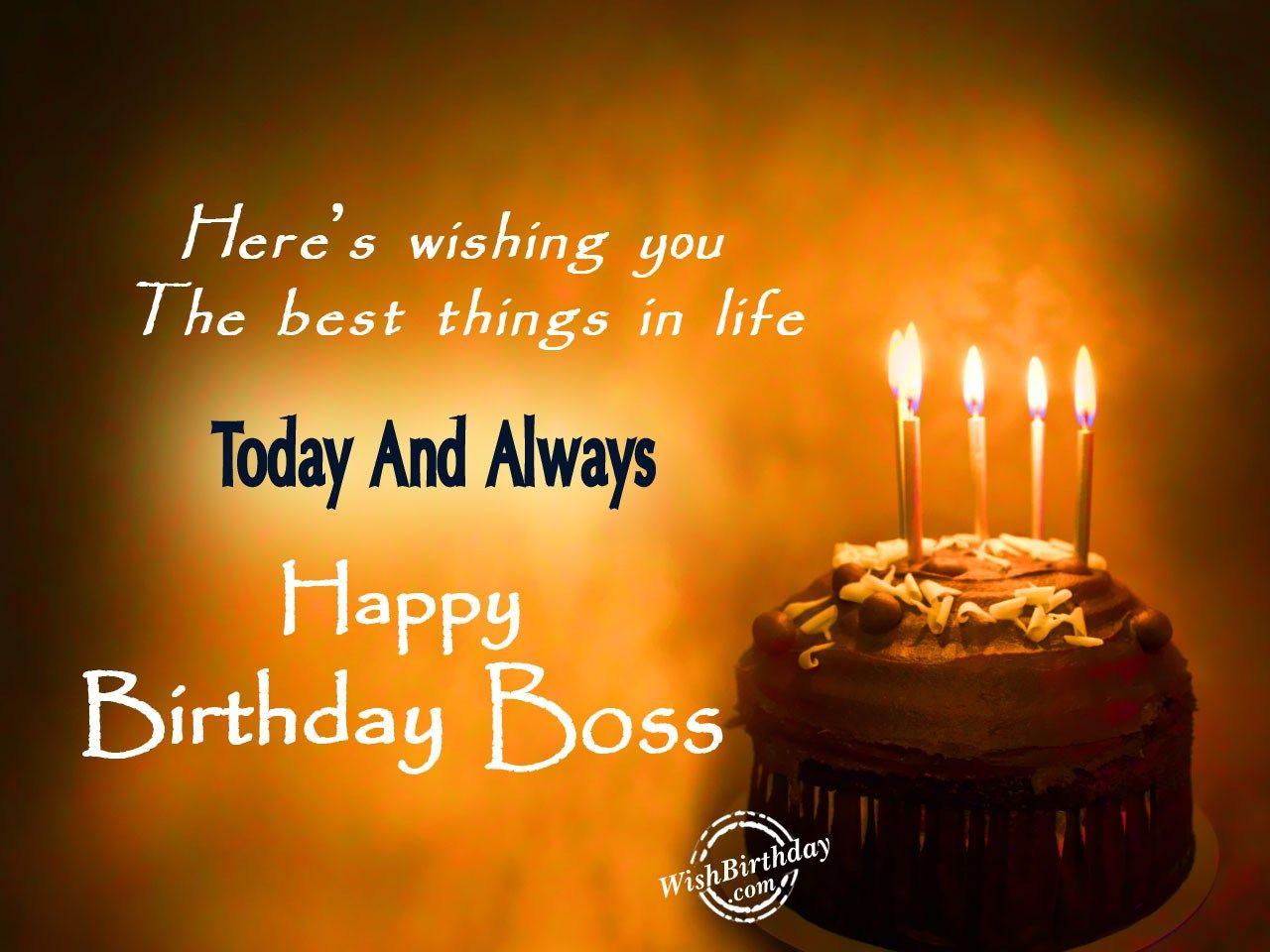 Code Url Http Azbirthdaywishes Birthday Wishes For Boss
