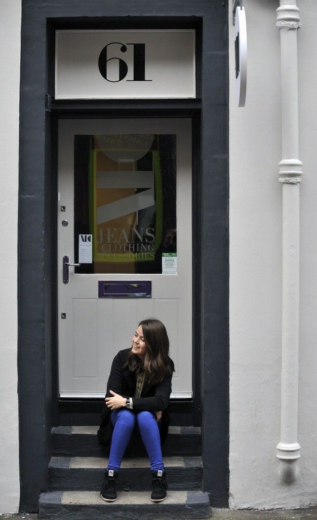Trade Secrets. An insightful interview from the Frock Trade website with Edinburgh-based ALC Denim owner Adele Crombie