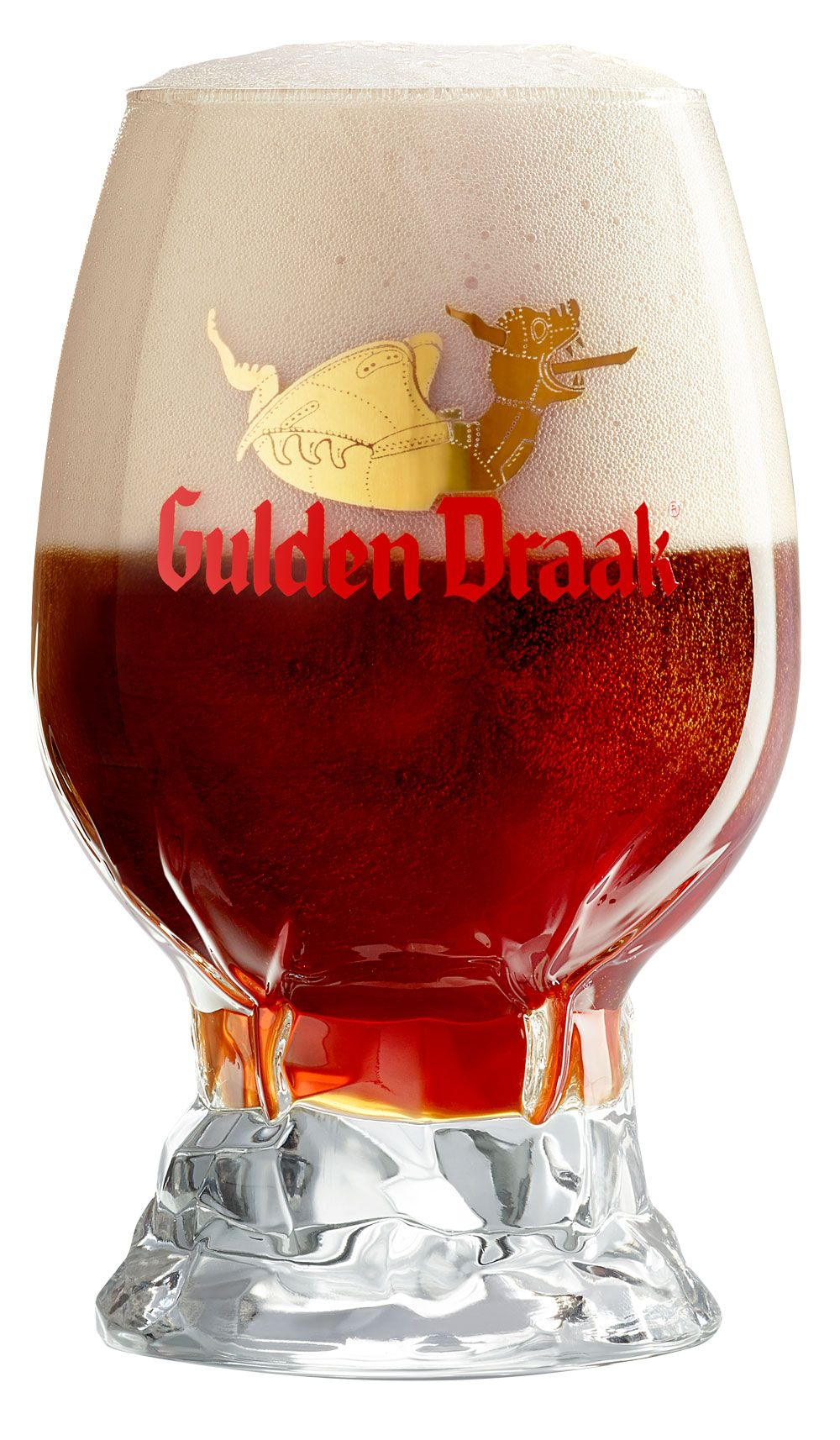 The New Gulden Draak Dragon Egg Glass Beer Glasses Beer Tasting Glassware